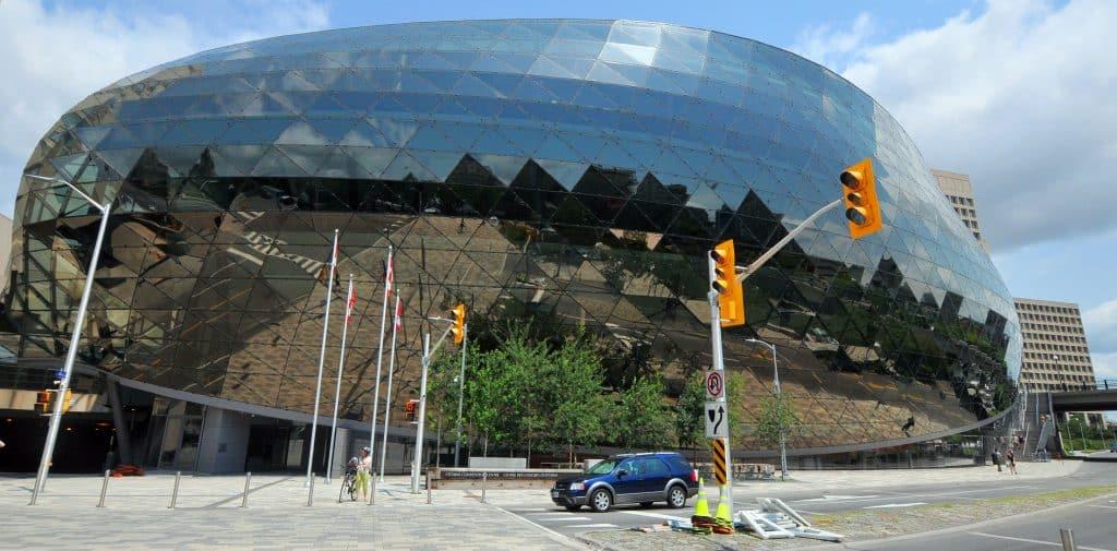 Centro de Convenciones Ottawa