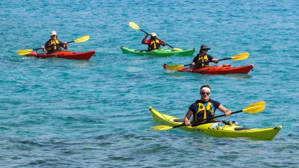 Kayak Sídney