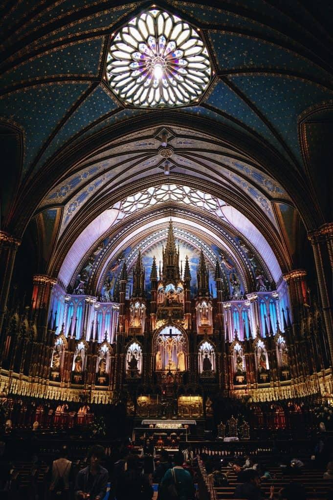 La Basílica de Notre-Dame
