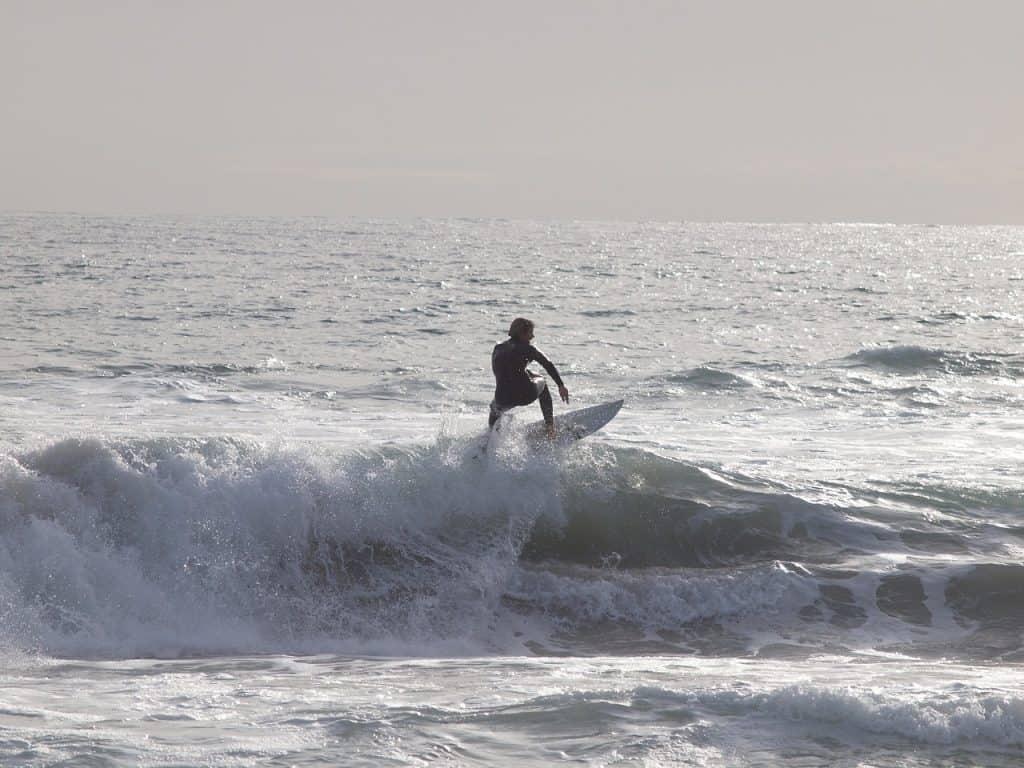 Surfear y estudiar en Perth