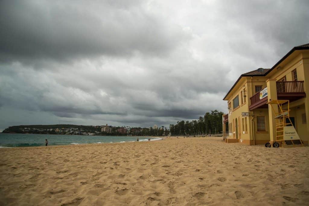 Playa de Manly