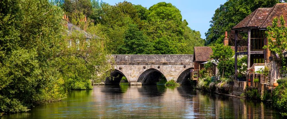 Puente de Harnham, Salisbury