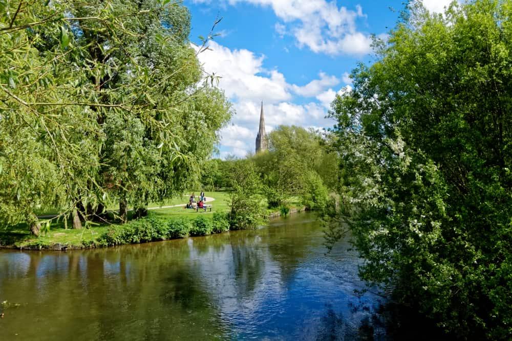 Salisbury paisaje