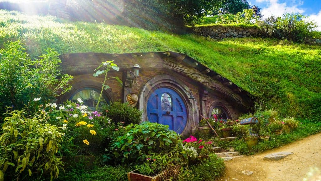 Señor de los Anillos en Hobbiton, Nueva Zelanda