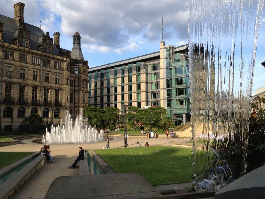 El mayor impacto económico está en Sheffield
