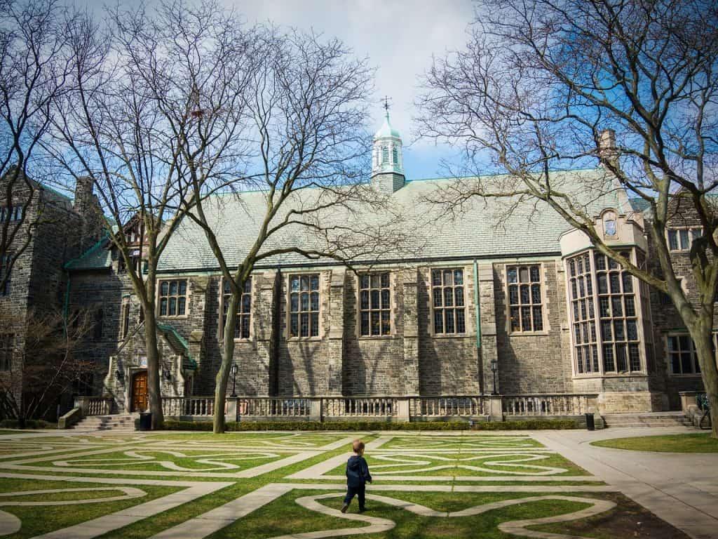 ollege University of Toronto Quad