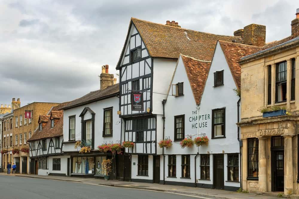 Hotel Chapter House, Salisbury, Reino Unido