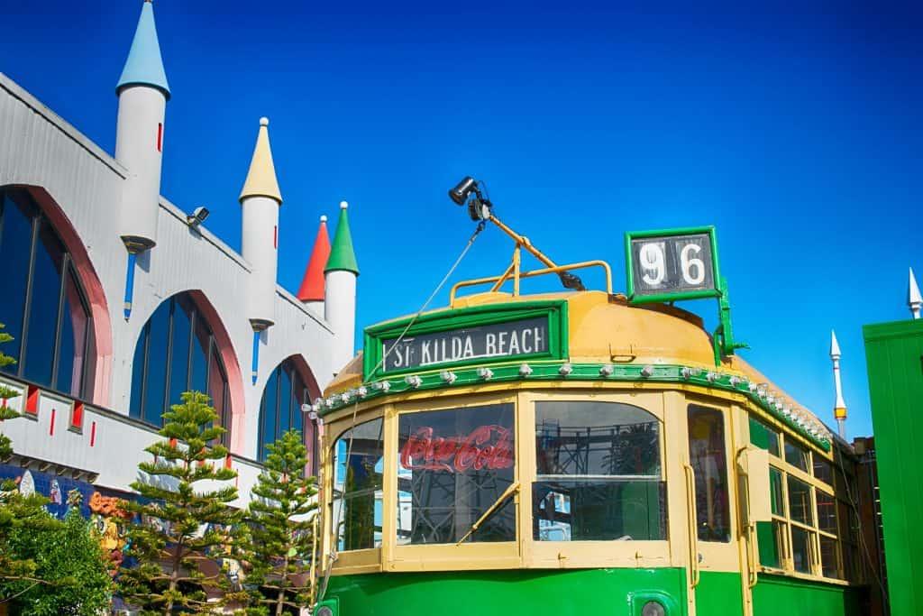 Melbourne, Australia, St.Kilda