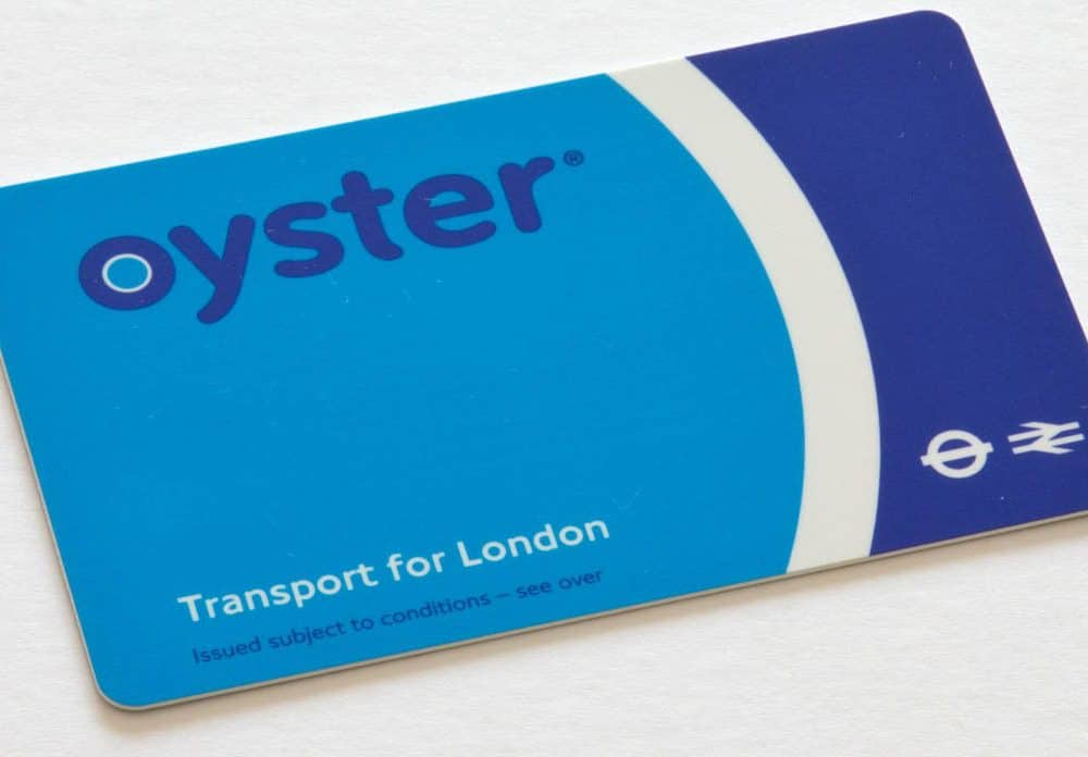 Cómo sacarle el máximo provecho a Londres con la tarjeta Oystercard