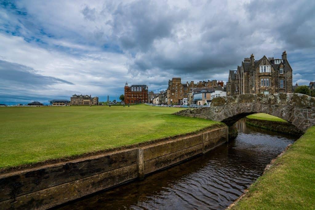 St.andrews Escocia