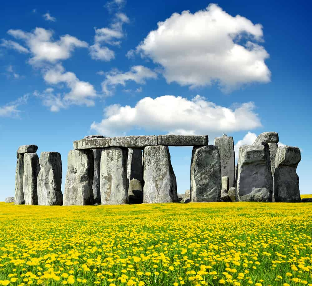 Stonehenge Inglaterra piedras