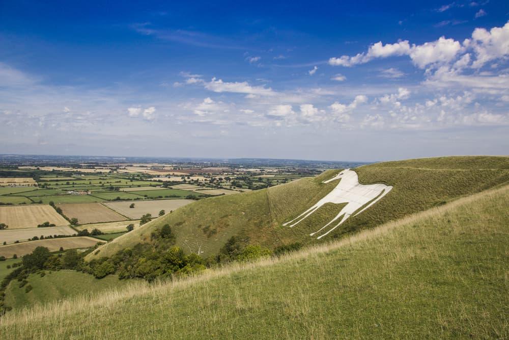 White Horse, Westbury, Inglaterra